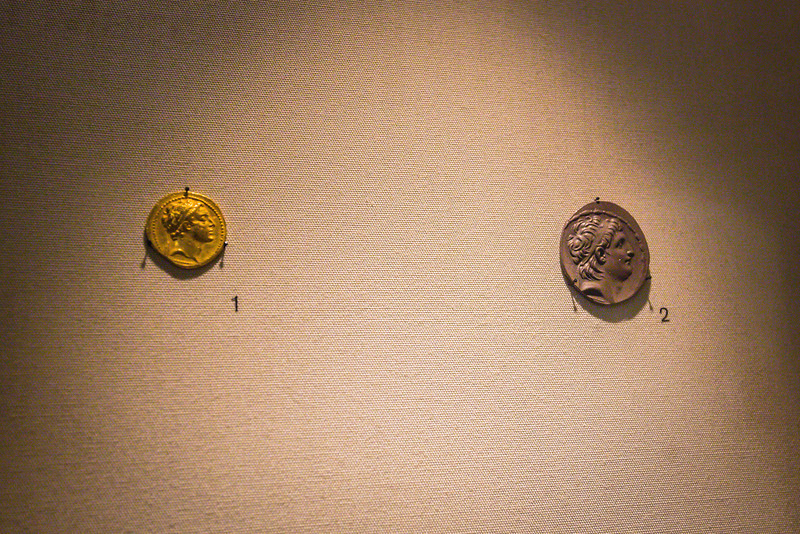 Gold and Silver Selecucid Coins