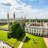 King's College Chapel and University of Cambridge
