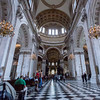 Tour A at St. Paul's Cathedral