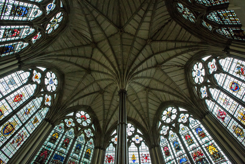 Chapter House at Westminster Abbey