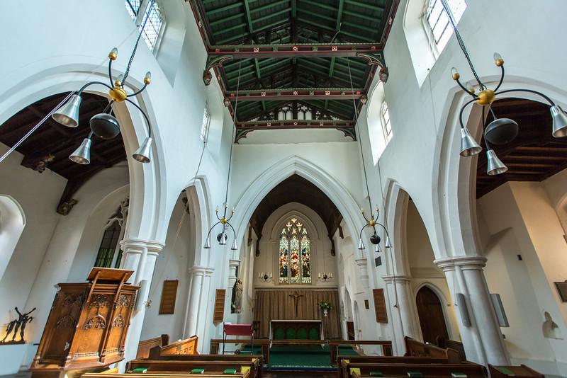 St Bene't's Church