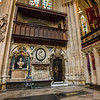 The Jerusalem Chamber at Westminster Abbey