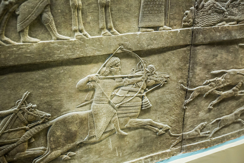 Egyptian Stone Carvings