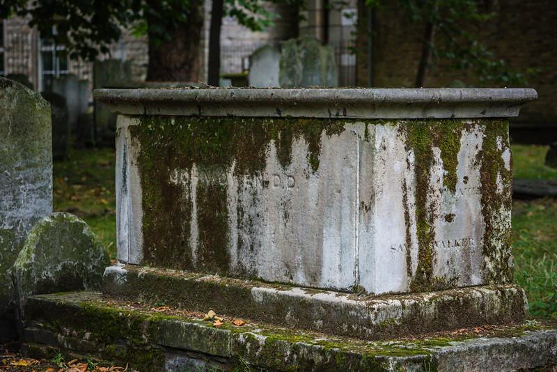 John Owen Grave