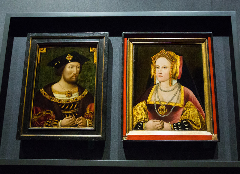 King Henry VIII and Catherine of Aragon