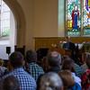 Stephen Nichols Preaching at The Round Church