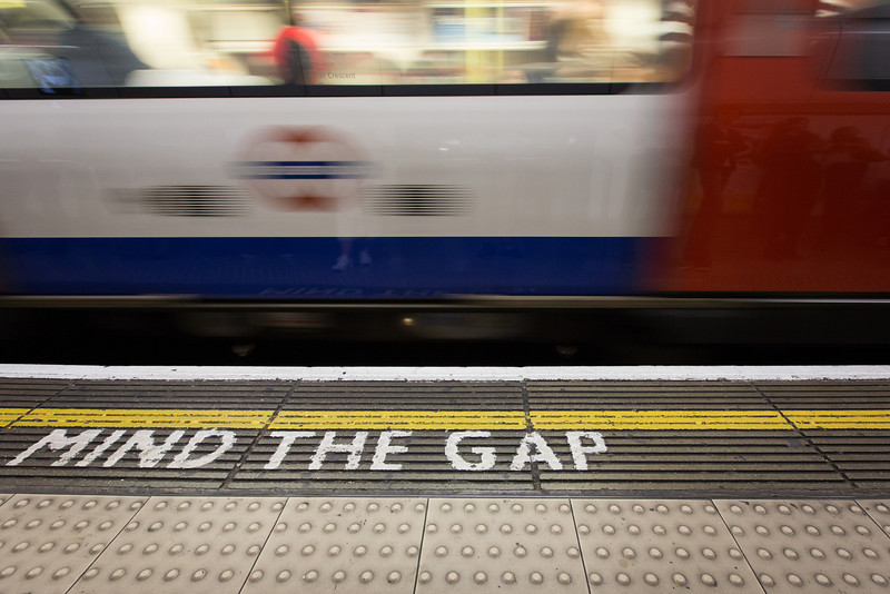 The Tube in London