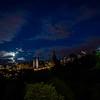 Moonlight Over Edinburgh