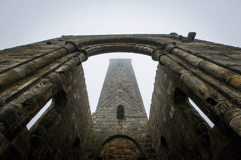 St Rule's Tower at St Andrews Cathedral