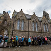 Tour A at Holyrood Palace