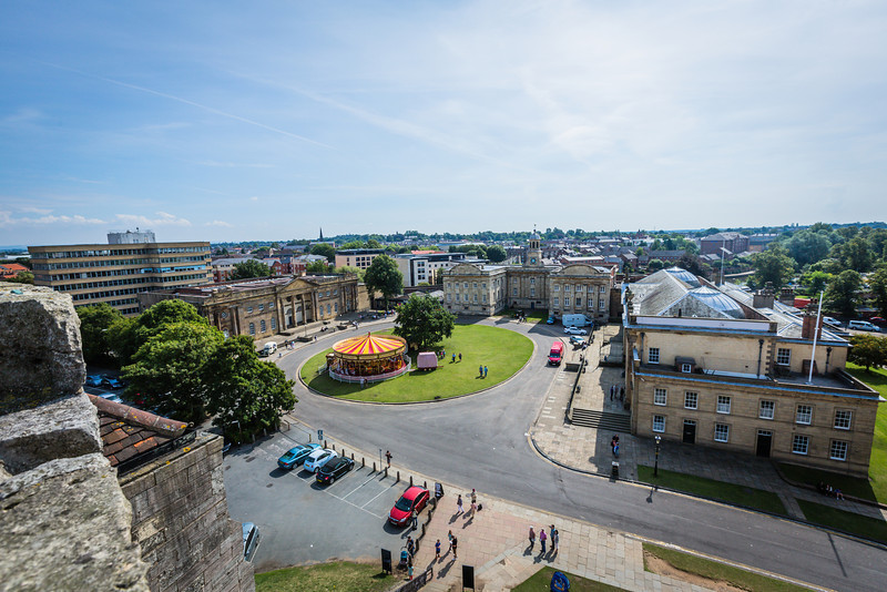 York from Clifford's Tower