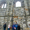 Tour A at St Andrews Cathedral