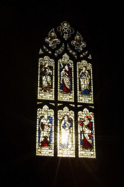 High Kirk Stained Glass