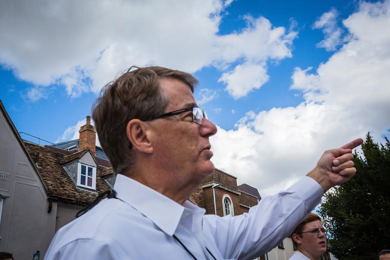 Robert Godfrey in Cambridge