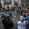 Tour A at John Knox burial site