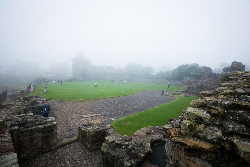 Tour A at St Andrews Castle