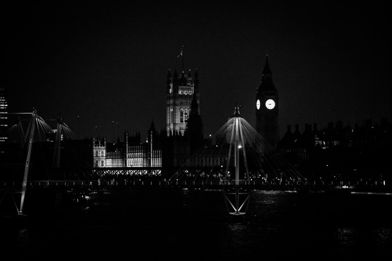 Big Ben and Parliament