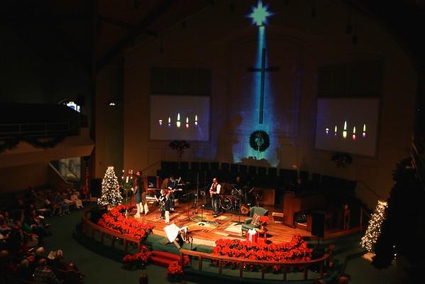 2013 CFUMC Christmas Eve Services