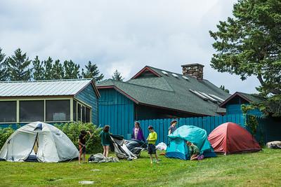 Camp Treetops at North Country School, Lake Placid NY. photo by Nancie Battaglia