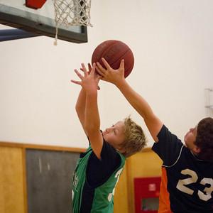 2013 CYO basketball