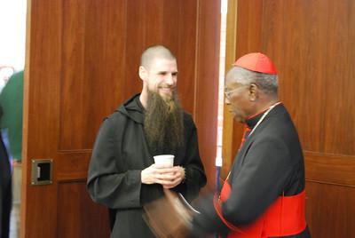 2013 Cardinal Arinze Lectures, Mass