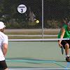 """Mixed Doubles"" Pickleball Tournament 2013 Charlotte County Senior Games (photo: Steve Lineberry)"