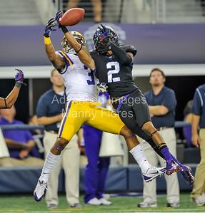LSU vs TCU  @ Cowboys Classic Bowl