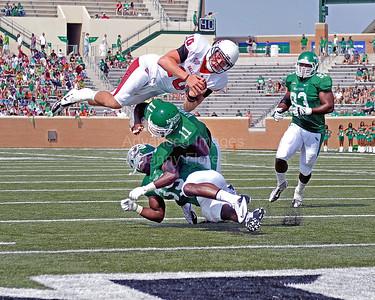 Ball State vs North Texas
