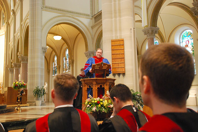 2013 Seminary Commencement