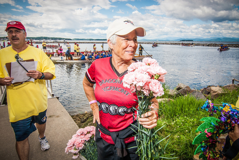 Dragon Boat Festival, Burlington, Vermont 2013.
