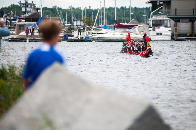 Dragon Boat Festival, Burlington, Vermont 2013.