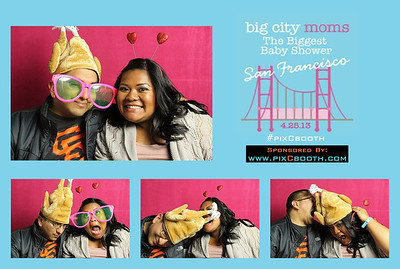 4-25-2013 Big City Moms Baby Shower