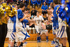 02-15-13 Sandburg Sr Night BBall Cheer Pom :