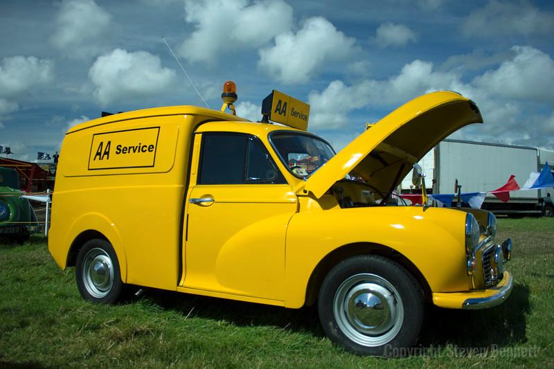 AA Service Van
