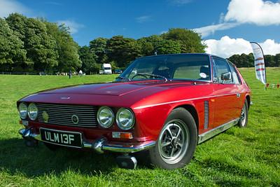 Hoghton Tower Classic Car Rally 2013