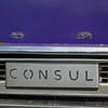 Ford Consul Logo