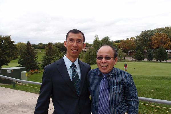 Minnesota 2013 - Huy and Lisa Wedding