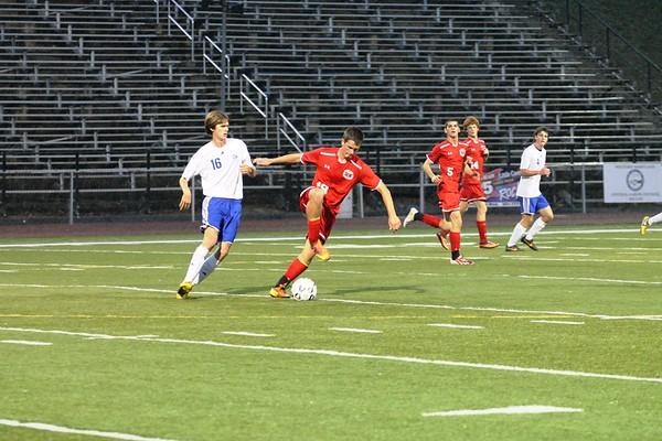 2013 FH vs ALCO Soccer Playoff