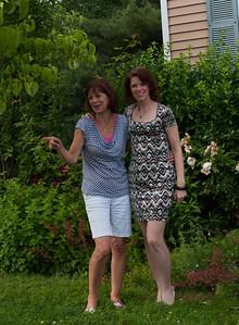 Mama und ich  Juni 2013