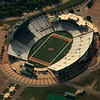The stadium at Baylor University, Waco, TX