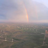 Rainbow NE of Abilene, TX