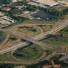 I-235 and East Euclid intersection.  They never completed the third cloverleaf!