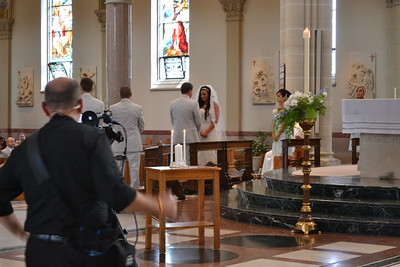 Four Weddings at Basilica