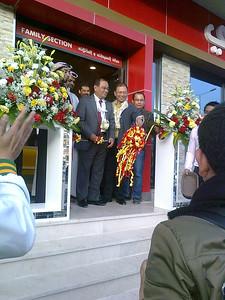 2013-01-13 Jollibee Opening in Sulaimania