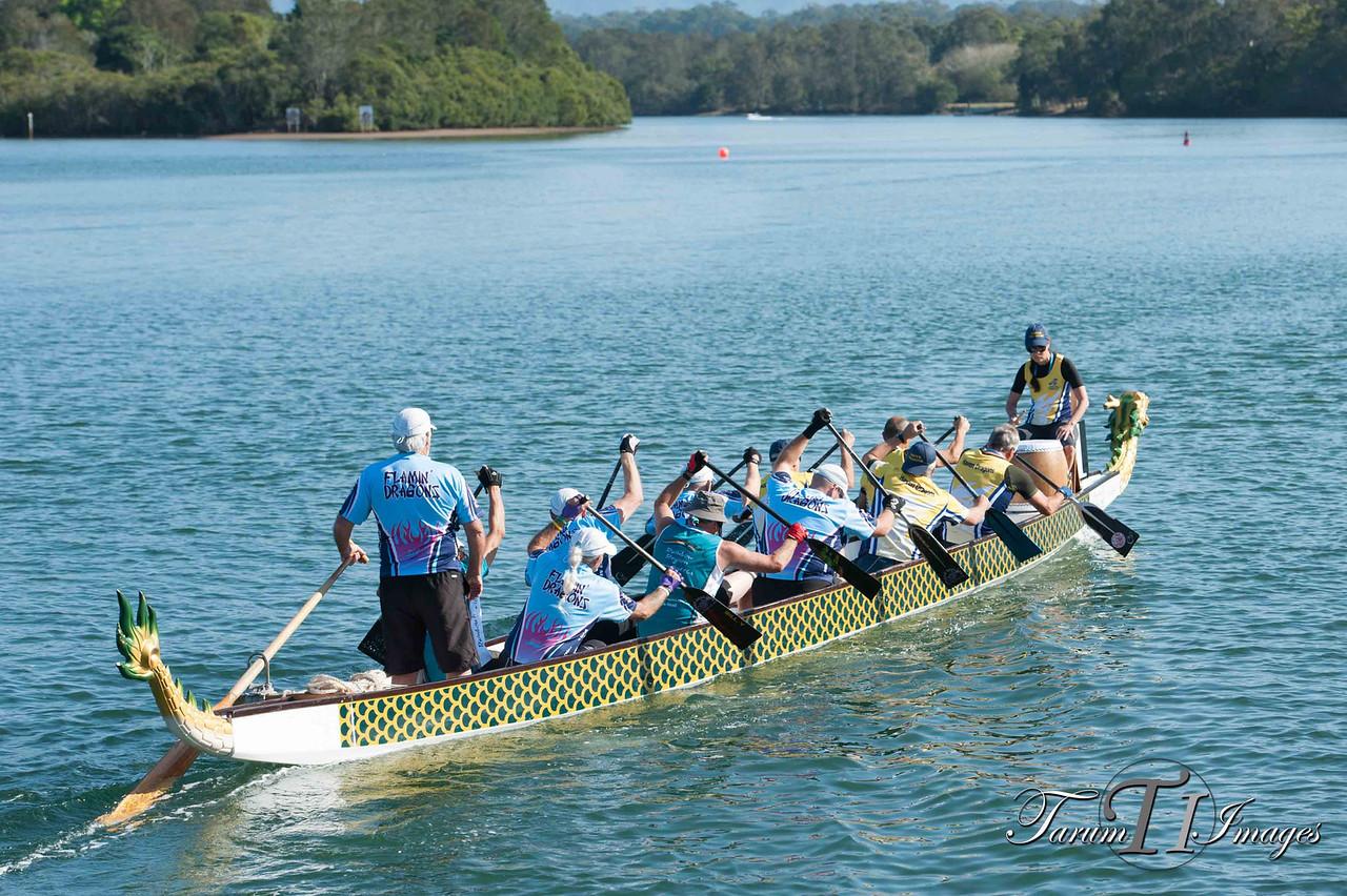 © Coffs Coast Dragon Boat Regatta-Mylestom-September 15, 2013-45