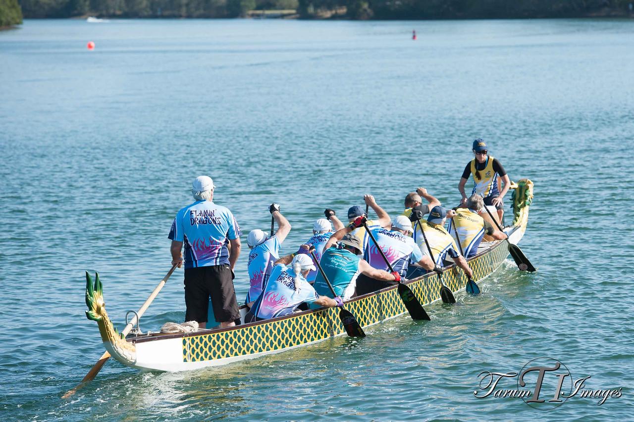 © Coffs Coast Dragon Boat Regatta-Mylestom-September 15, 2013-48