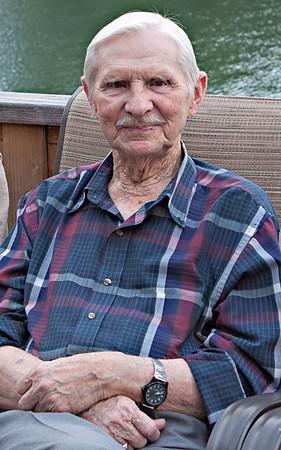 Ed Junkert -- Jan 9, 1920-July 23 2013