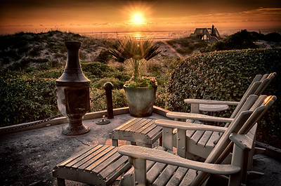 Chaise Sunrise