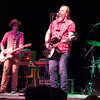 Alt country guitarist and singer Steve Earle, in performance -- Missoula, July 2013.