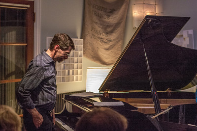 Live music we enjoyed in 2013 -- Fred Hersch,  Steve Earle, Wayne Escoffery and Matt Slocum